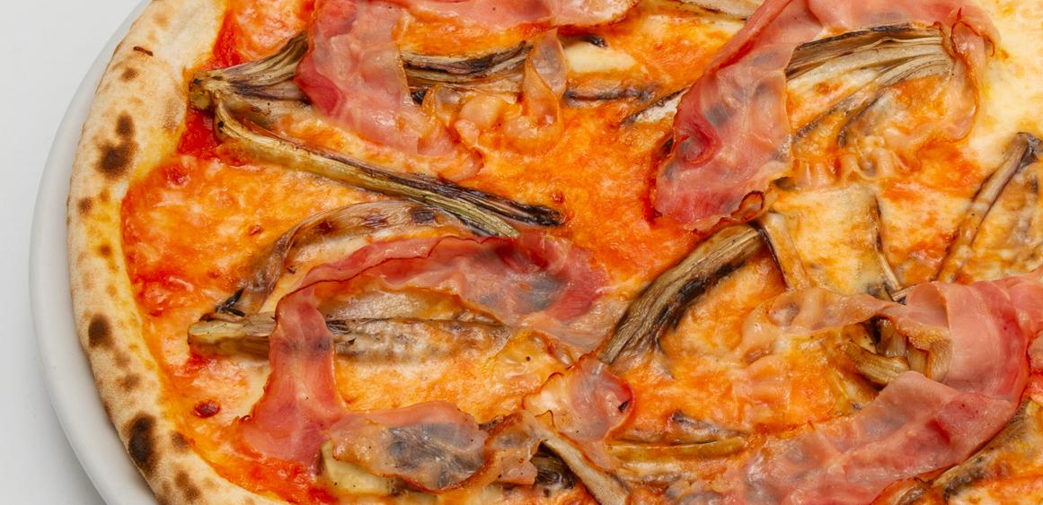 Pizza Trevisana